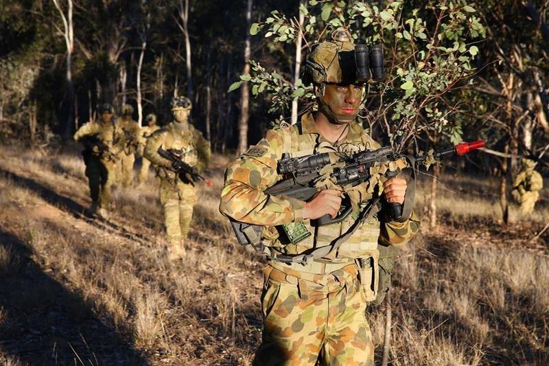 Armée Australienne/Australian Defence Force (ADF) 1716