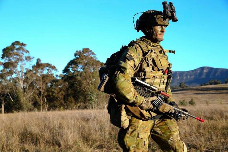 Armée Australienne/Australian Defence Force (ADF) 1816