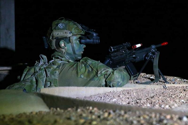 Armée Australienne/Australian Defence Force (ADF) 2013