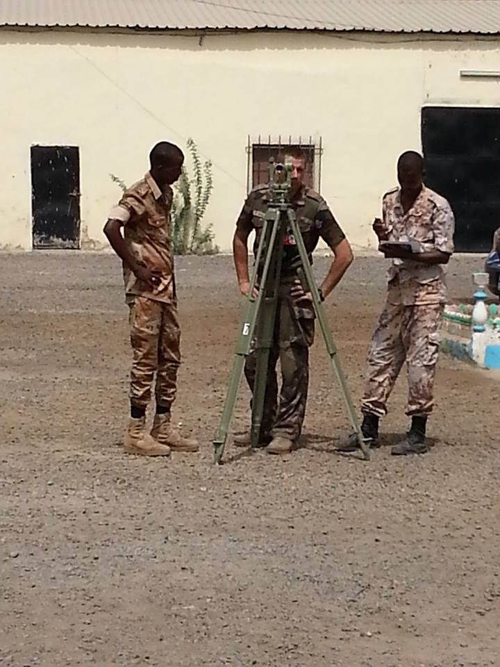 Armée djiboutienne / Djibouti National Army - Page 3 2015