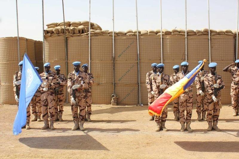Armée Tchadienne - Page 6 2022