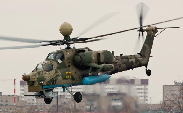 Mil Mi-28NE - Page 2 2047