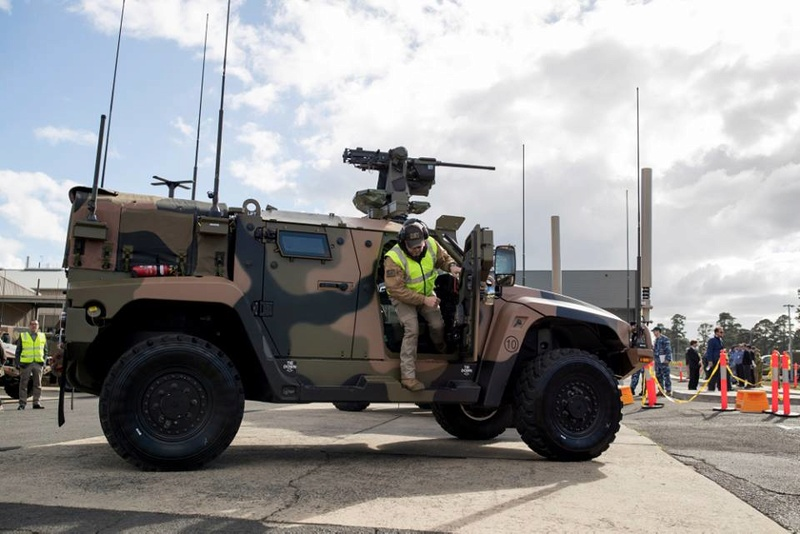Armée Australienne/Australian Defence Force (ADF) 2130