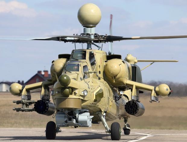 Mil Mi-28NE - Page 2 2138