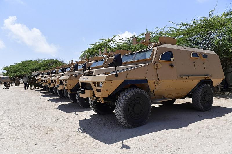 Armée Ougandaise/Uganda Peoples Defence Force (UPDF) - Page 5 227