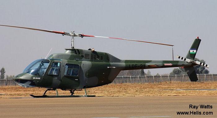 Les Forces de défense du Lesotho / Lesotho Defence Force 2380