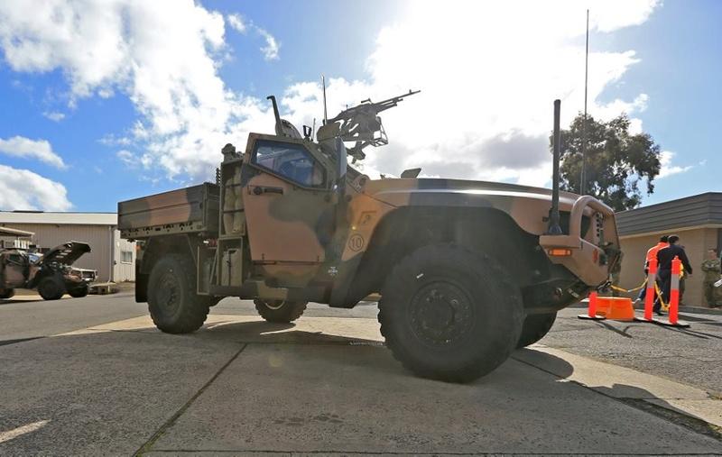 Armée Australienne/Australian Defence Force (ADF) 2424