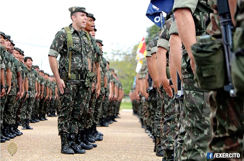 Armée Brésilienne/Brazilian Armed Forces/Forças Armadas Brasileiras - Page 33 2449