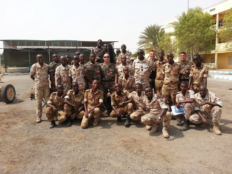 Armée djiboutienne / Djibouti National Army - Page 3 2514