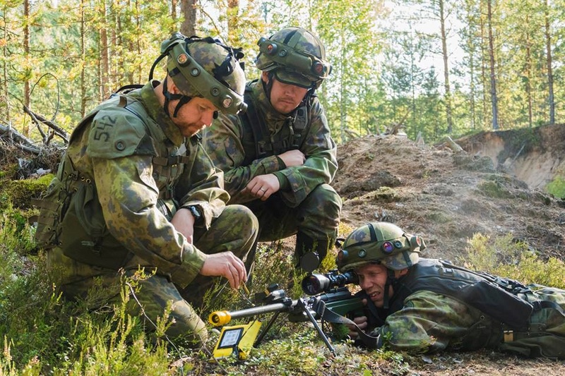 Armée Finlandaise / Finnish Defence Forces / puolustusvoimat - Page 8 2556