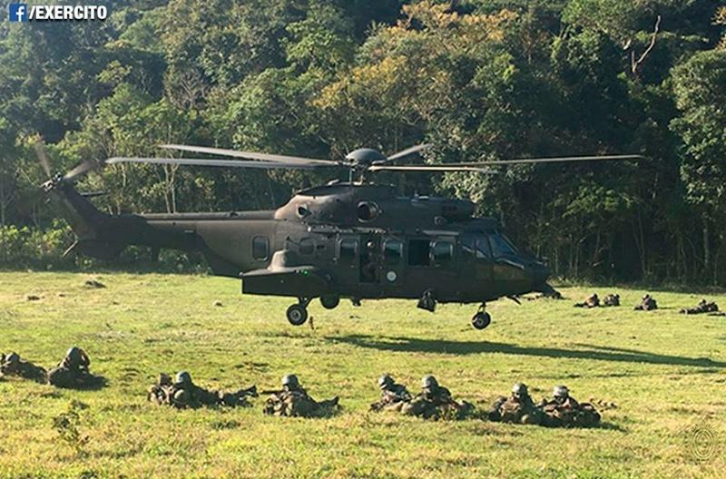 Armée Brésilienne/Brazilian Armed Forces/Forças Armadas Brasileiras - Page 32 2614