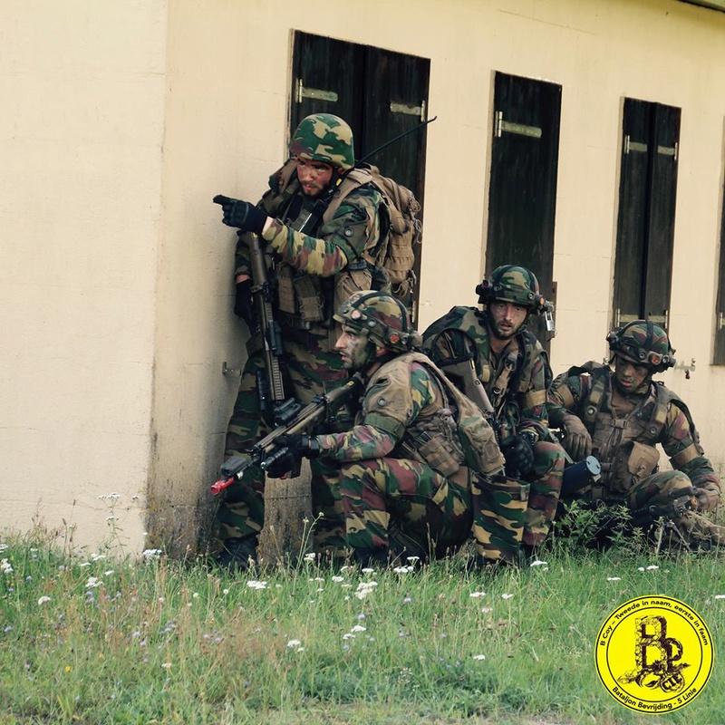 Armée Belge / Defensie van België / Belgian Army  - Page 12 2636