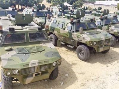 Armée Somalienne / Military of Somalia - Page 2 2748