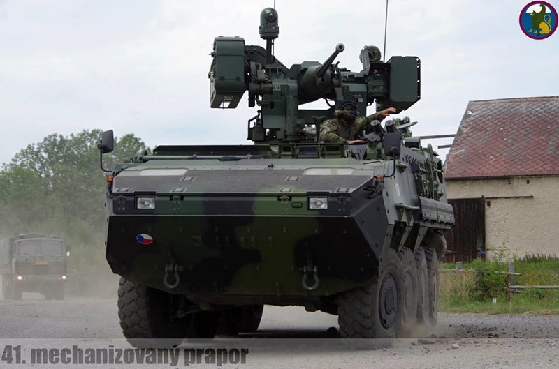 Armée tchèque/Czech Armed Forces - Page 10 2825