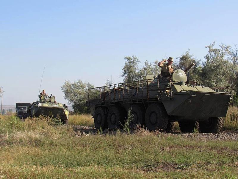 Ukrainian Armed Forces / Zbroyni Syly Ukrayiny - Page 16 2833