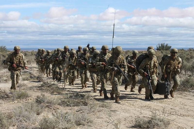 Armée argentine/Fuerzas Armadas de la Republica Argentina - Page 16 2852