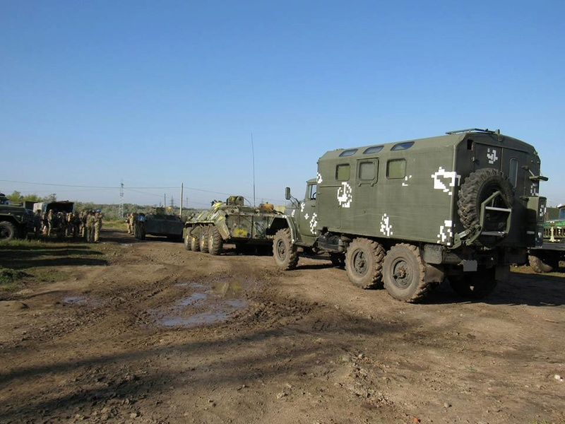 Ukrainian Armed Forces / Zbroyni Syly Ukrayiny - Page 16 3026