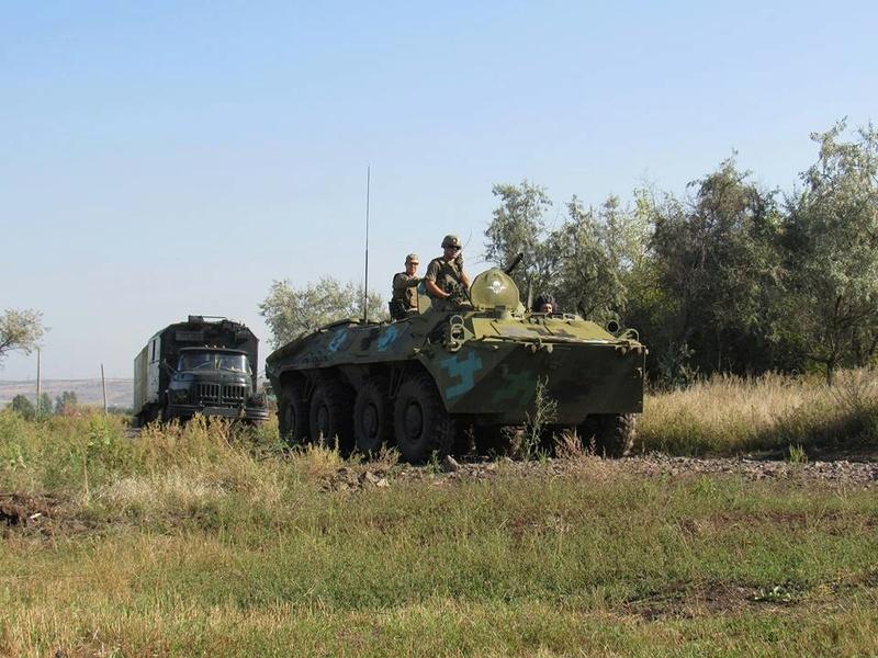 Ukrainian Armed Forces / Zbroyni Syly Ukrayiny - Page 16 3122