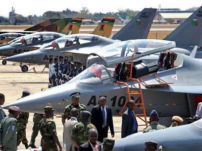 Armée Zambienne / Zambian Defence Forces  325