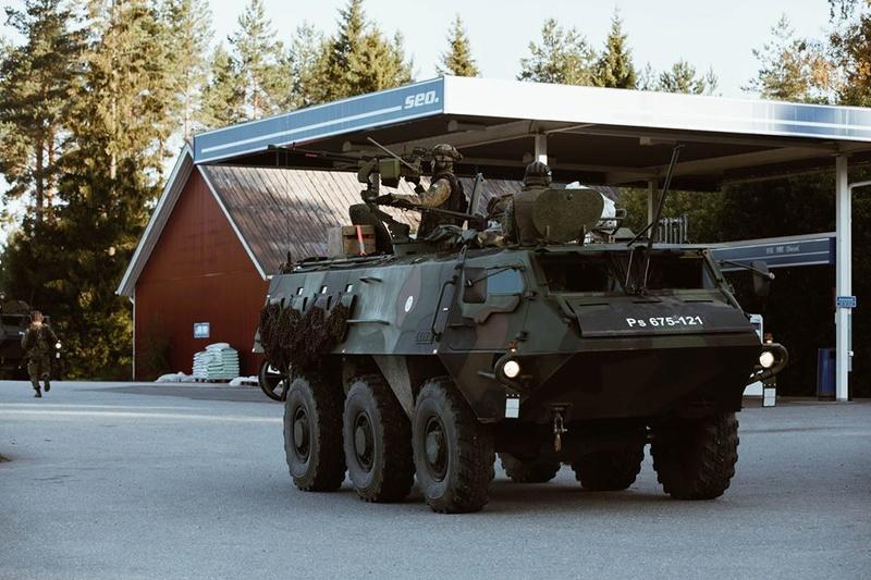 Armée Finlandaise / Finnish Defence Forces / puolustusvoimat - Page 8 3319