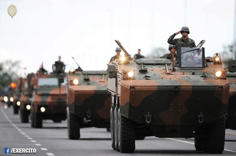 Armée Brésilienne/Brazilian Armed Forces/Forças Armadas Brasileiras - Page 32 3510