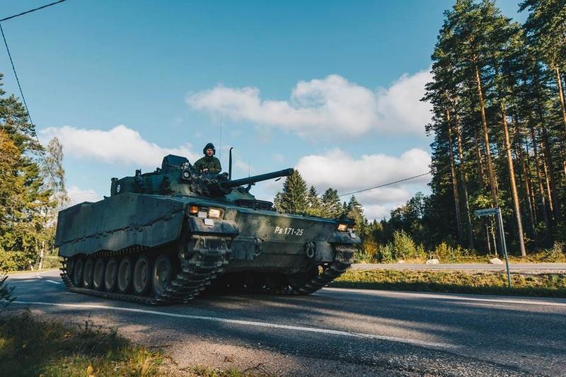 Armée Finlandaise / Finnish Defence Forces / puolustusvoimat - Page 8 3517