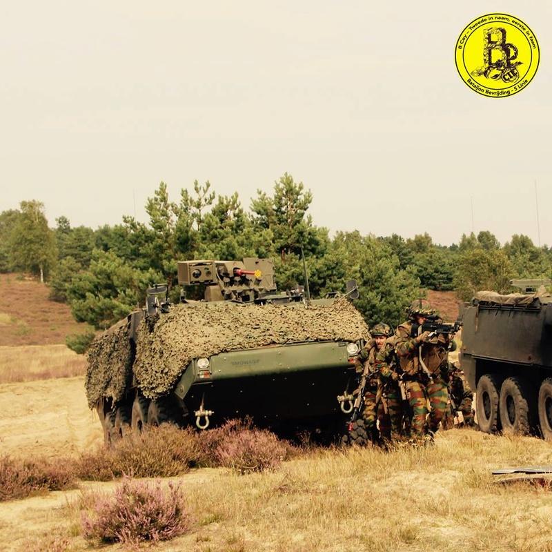 Armée Belge / Defensie van België / Belgian Army  - Page 12 3519