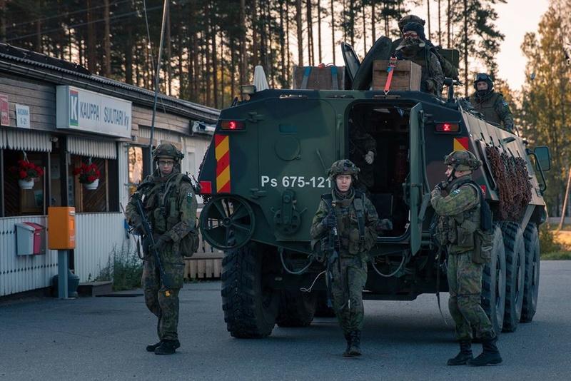Armée Finlandaise / Finnish Defence Forces / puolustusvoimat - Page 8 3714