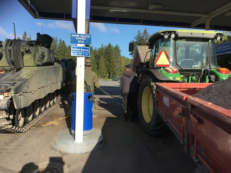 Armée Finlandaise / Finnish Defence Forces / puolustusvoimat - Page 8 3813