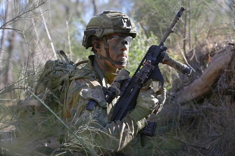 Armée Australienne/Australian Defence Force (ADF) 861