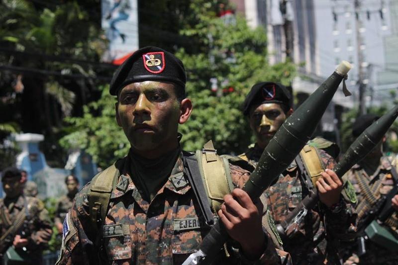 Forces armees du Salvador/Armed Forces of El Salvador 954