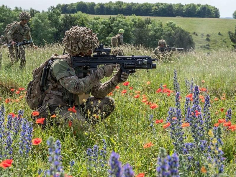 Armée Britannique/British Armed Forces - Page 6 98d31