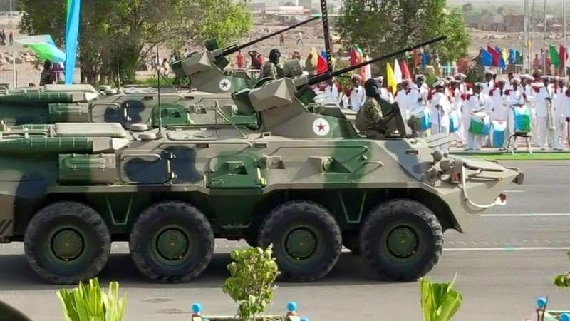 Armée djiboutienne / Djibouti National Army - Page 3 98g28