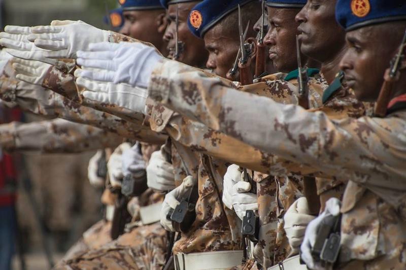 Armée djiboutienne / Djibouti National Army - Page 3 98h20
