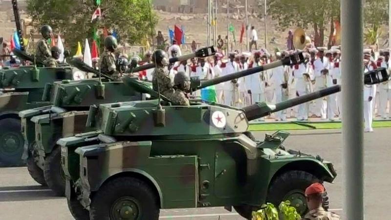 Armée djiboutienne / Djibouti National Army - Page 3 98h25
