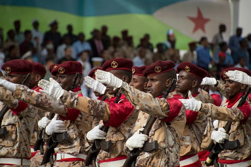 Armée djiboutienne / Djibouti National Army - Page 3 98j20