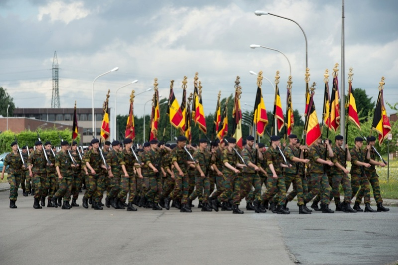 Armée Belge / Defensie van België / Belgian Army  - Page 11 99a48