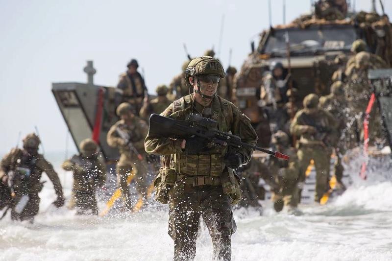 Armée Australienne/Australian Defence Force (ADF) 99b46