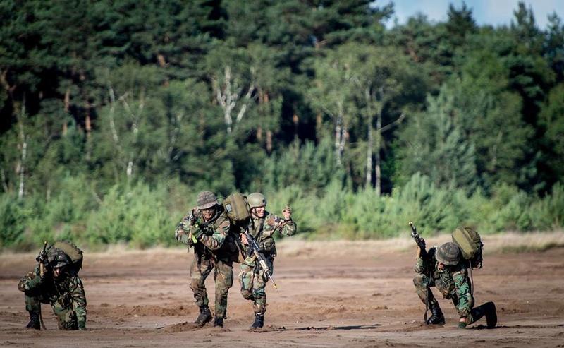 Armée Hollandaise/Armed forces of the Netherlands/Nederlandse krijgsmacht - Page 20 99c41