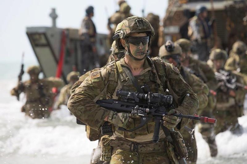 Armée Australienne/Australian Defence Force (ADF) 99c45