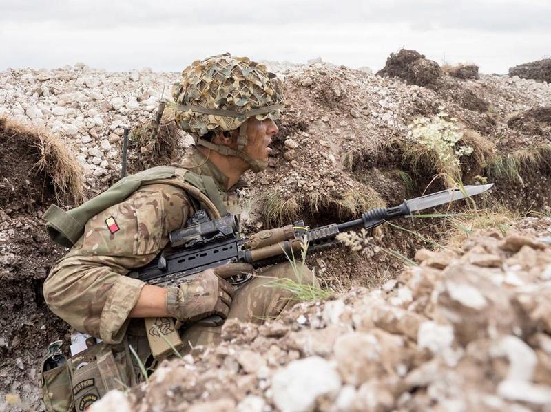Armée Britannique/British Armed Forces - Page 6 99d28