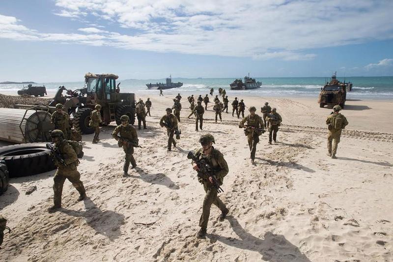 Armée Australienne/Australian Defence Force (ADF) 99e30