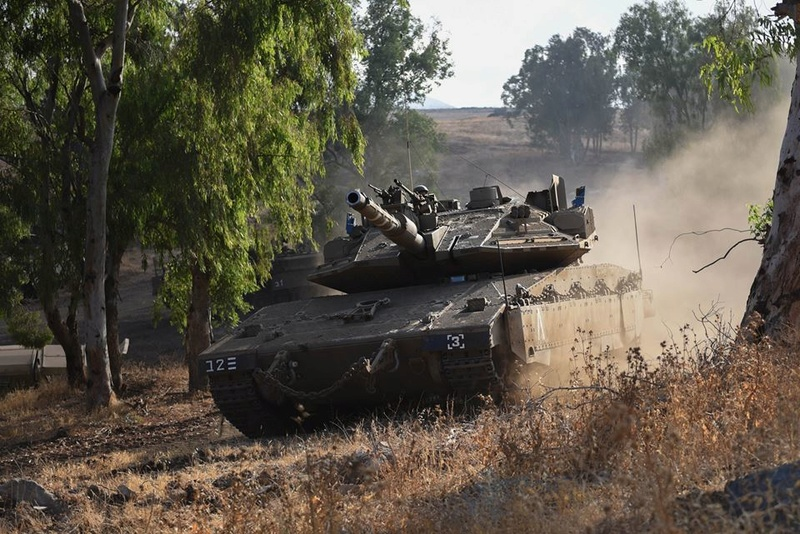 Armée Israélienne / Israel Defense Forces (IDF) 99f32