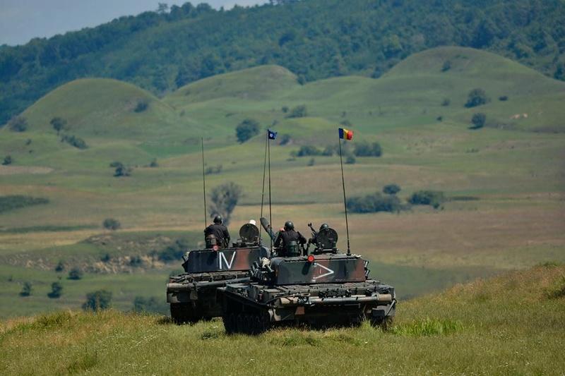 Armée Roumaine/Romanian Armed Forces/Forţele Armate Române - Page 10 99g15