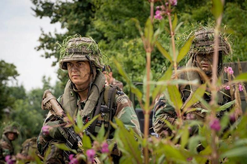 Armée Hollandaise/Armed forces of the Netherlands/Nederlandse krijgsmacht - Page 20 99g22