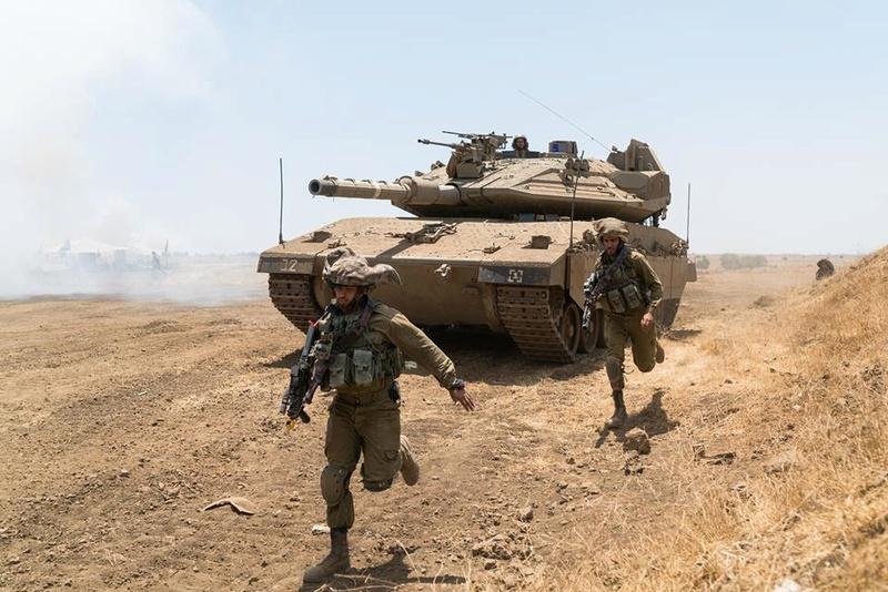 Armée Israélienne / Israel Defense Forces (IDF) 99g27