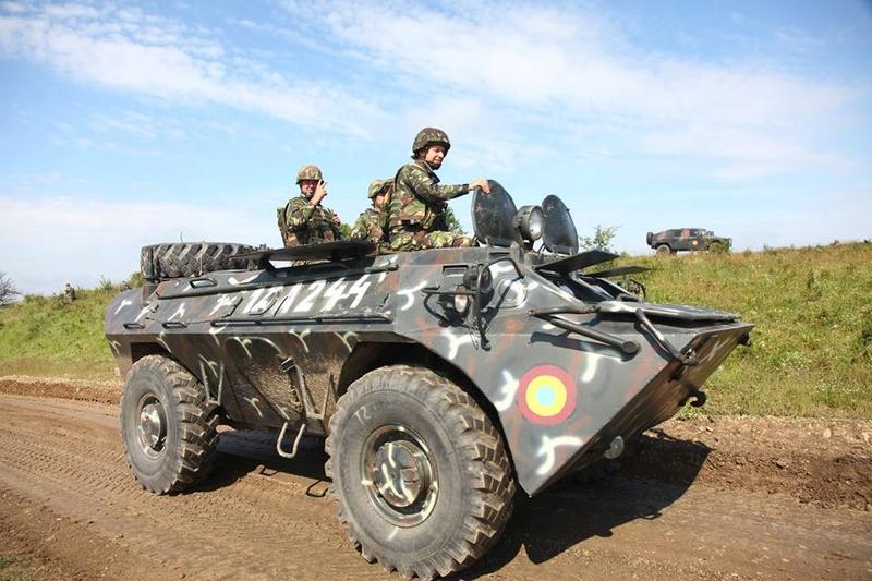 Armée Roumaine/Romanian Armed Forces/Forţele Armate Române - Page 10 99h14
