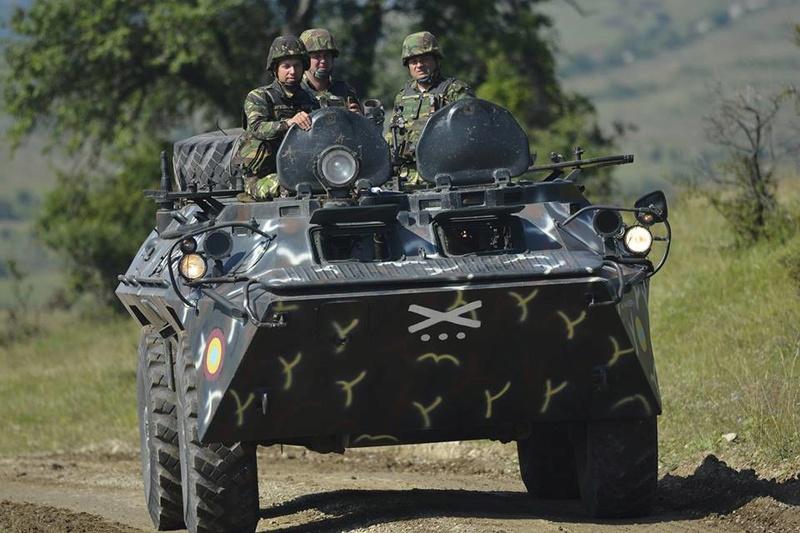 Armée Roumaine/Romanian Armed Forces/Forţele Armate Române - Page 10 99i14