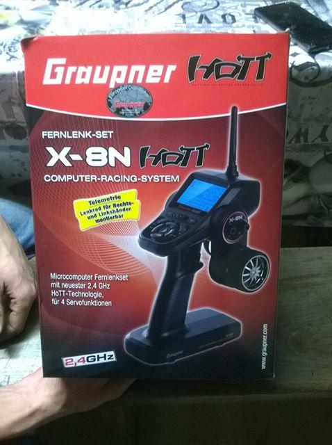 renseignement pour GRAUPNER  X8N 21558710