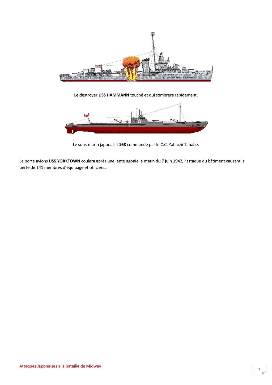 Il y a 75 ans la bataille de Midway  Attaqu15